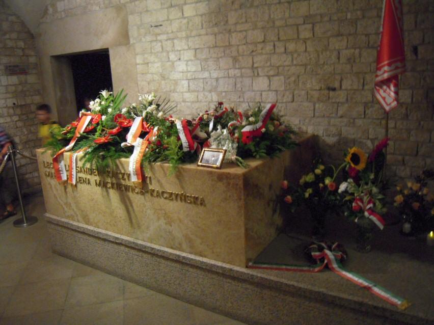 Wawel Cathedral tomb