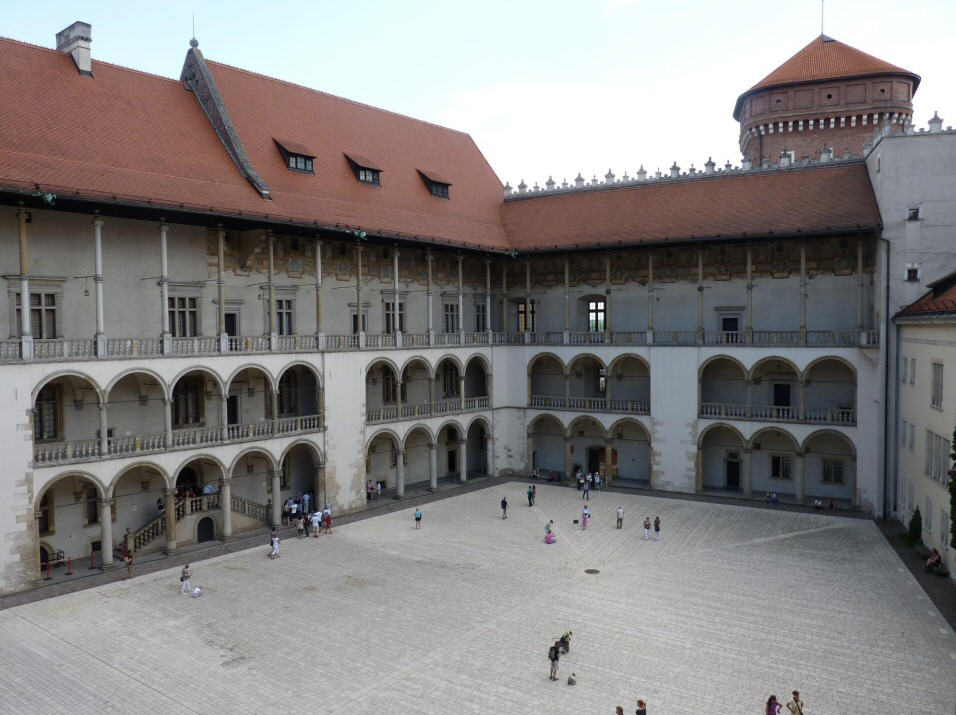 Wawel State rooms